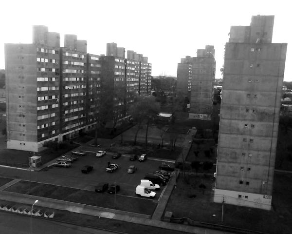 Conjunto habitacional Euskalerría 70, BHU, Montevideo
